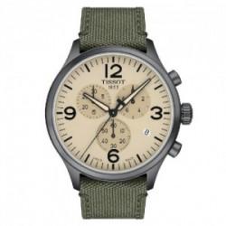 Reloj Tissot Chrono XL Para Hombre Con Cronógrafo Y En Verde, T1166173726700.