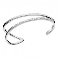 Pulsera Calvin Klein Outline Extension acero inoxidable KJ6VMF04010S