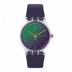 SWATCH POLAPURPLE SUOK712