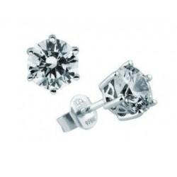 PENDIENTES DIAMONFIRE PLATA 6212641082