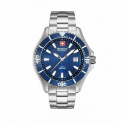 RELOJ SWISS MILITARY NAUTILA 6529604003